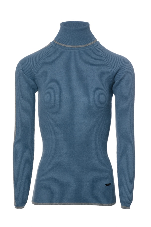 Horseware Platinum Polo Neck Pullover Damen