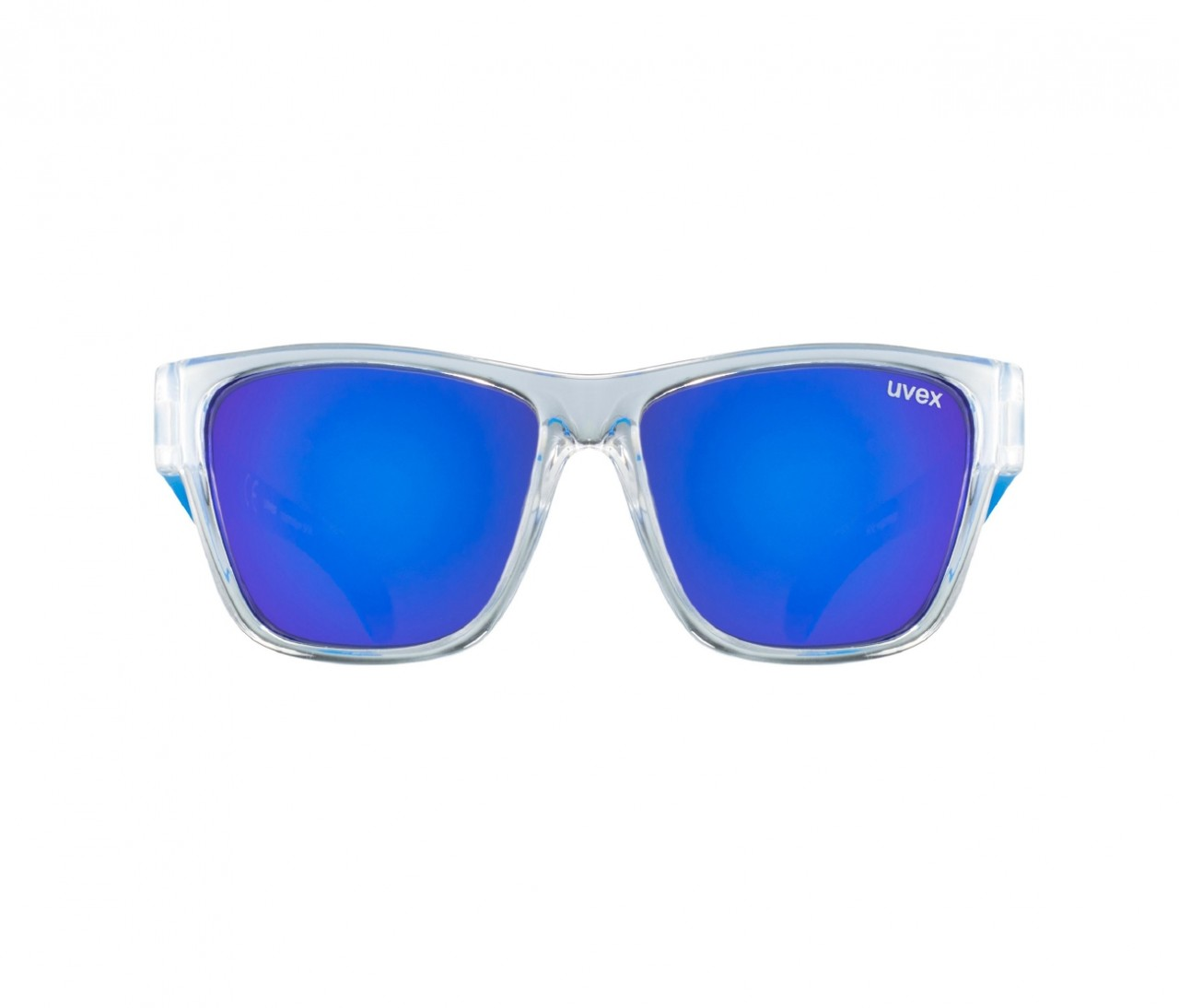 Sonnenbrille sportstyle 508 ONE SIZE Clear - Blue