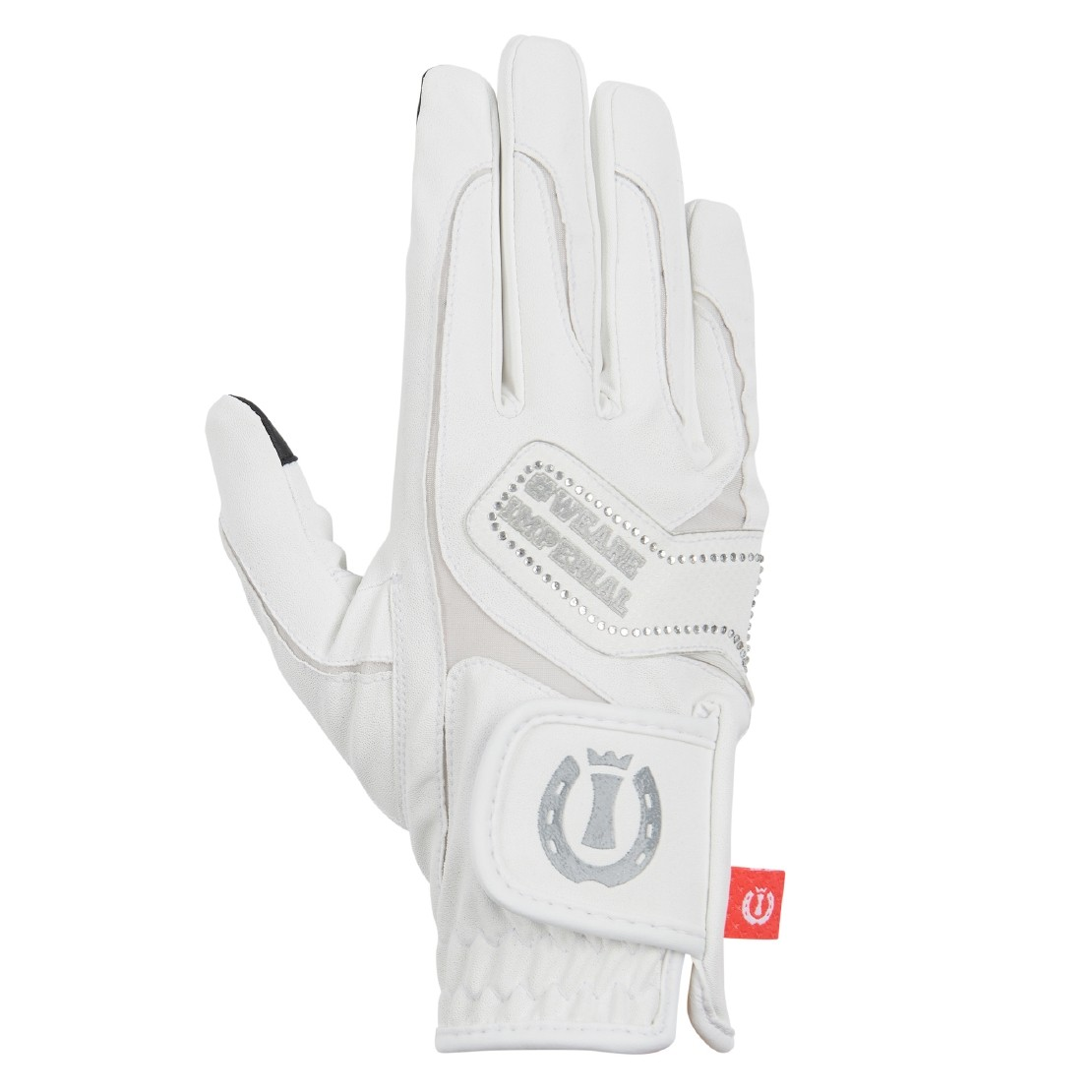 Handschuhe The Basics XL White