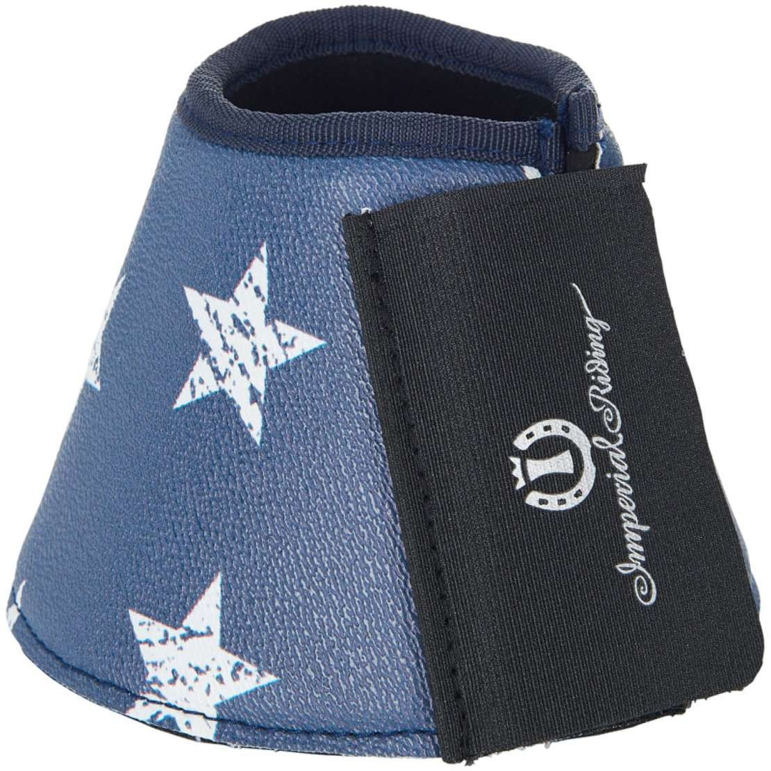 Hufglocken Pattern WB Navy Star