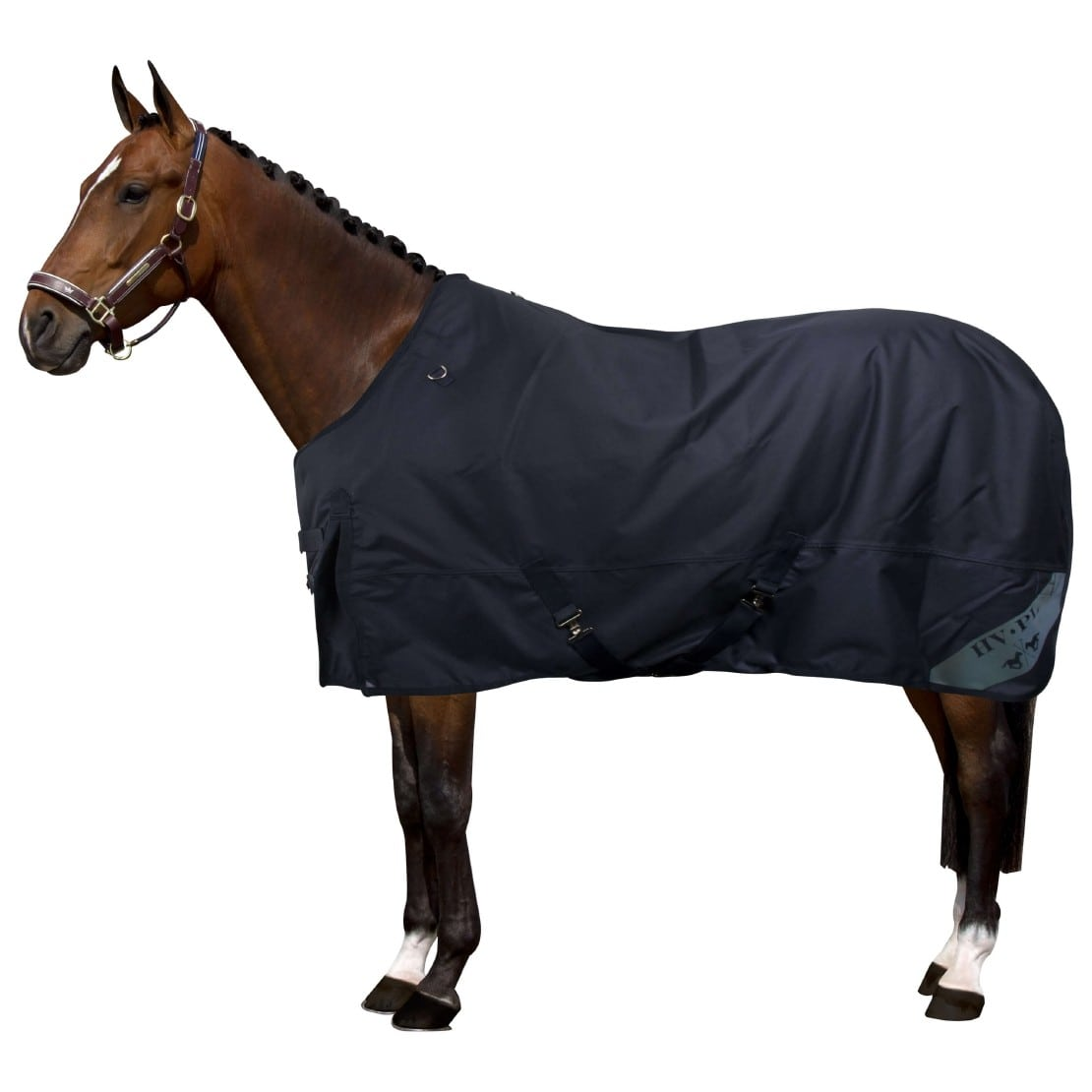Outdoordecke HVPL medium weight 205CM Navy