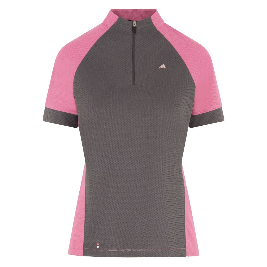 Poloshirt Rena S Red Violet