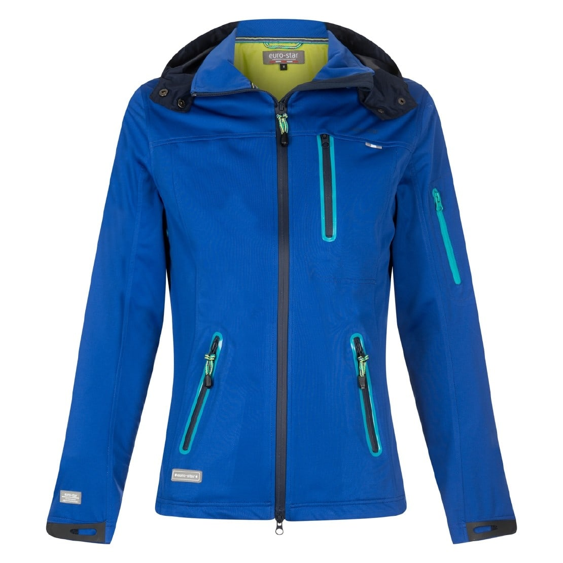 Softshell Jacke Frankie L Dutch Blue