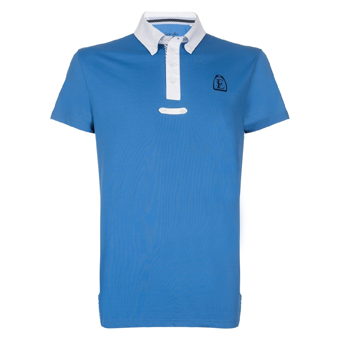 Turniershirt Philippe L Dutch Blue
