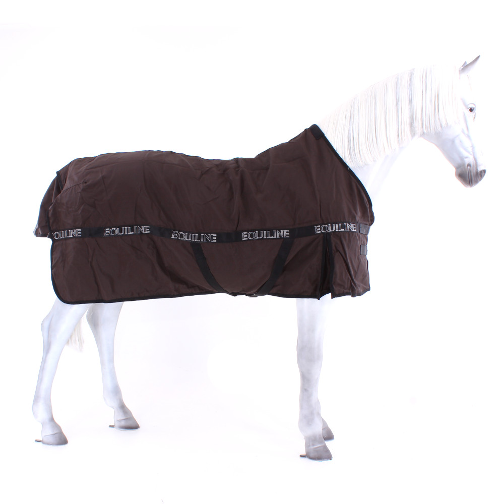 Equiline Rayner Stable Rug 400g - brown