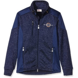 Covalliero Strick-Softshelljacke Reitjacke Mark für Herren, L, dress blue