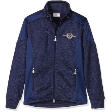 Covalliero Strick-Softshelljacke Reitjacke Mark für Herren, L, dress blue