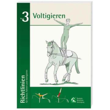 FN-Verlag Richtlinien für Reiten und Fahren Band 3 Volt...