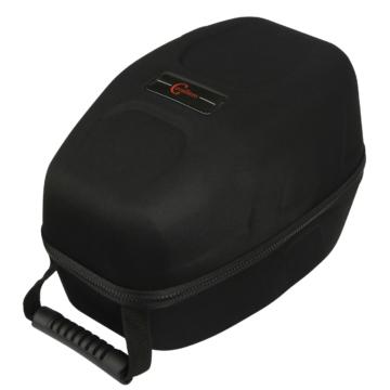 Helmkoffer für Reithelm, schwarz