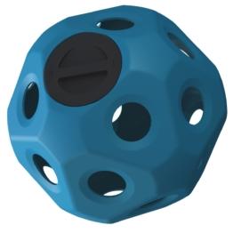 HeuBoy Futterspielball für Pferde, blau