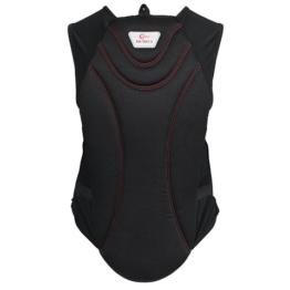 Reiter Rückenschutzweste ProtectoSoft von Covalliero, Erwachsene, M, Rückenlänge 45 - 48 cm