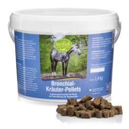 tierlieb Bronchial-Kräuter-Pellets für Pferde