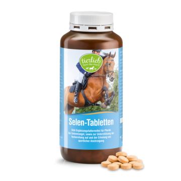 tierlieb Selen-Tabletten für Pferde