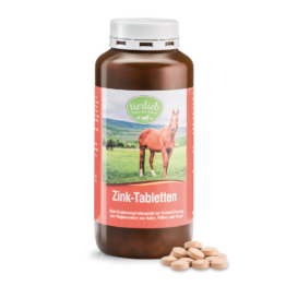 tierlieb Zink-Tabletten für Pferde