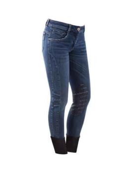 Animo Nolf Damen Reithosen Jeans