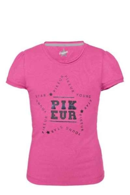 Pikeur LISA SHIRT GIRL pink melange
