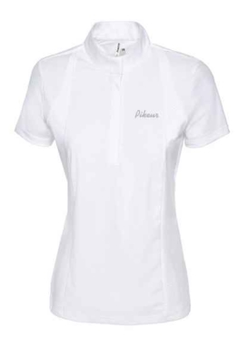 Pikeur Turniershirt ADINA white